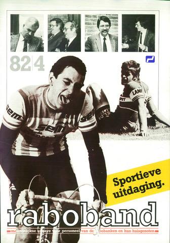 blad 'Raboband' 1982-04-01