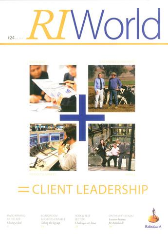 blad 'RI World' (EN) 2010-07-01
