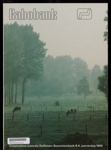 Jaarverslagen Rabobank 1980-12-31