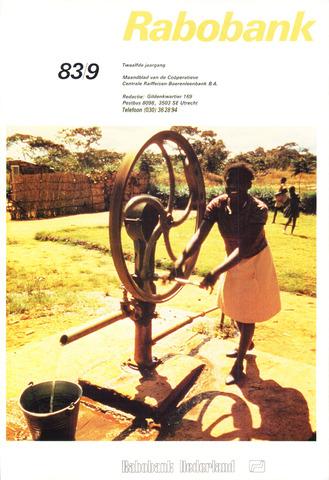 blad 'Rabobank' 1983-09-01