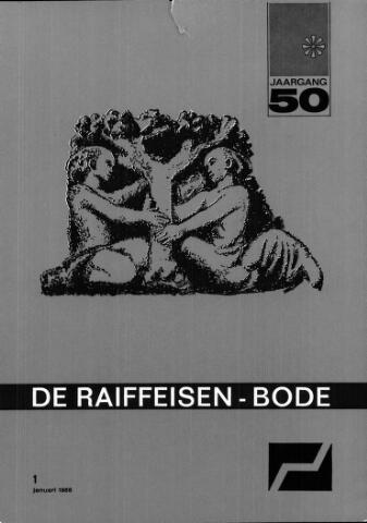 blad 'De Raiffeisen-bode' (CCRB) 1968