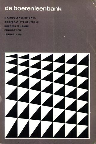 blad 'de boerenleenbank' (CCB) 1970-01-01