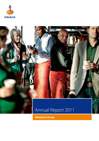 Annual Reports Rabobank 2011