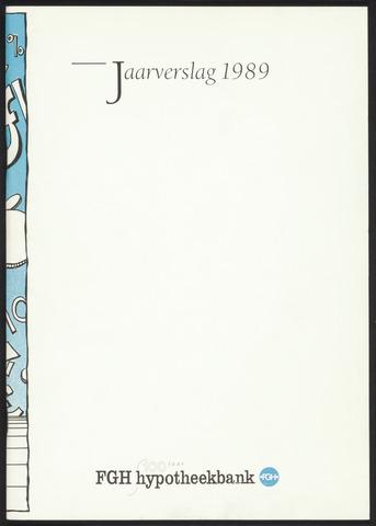 Jaarverslagen Friesch-Groningsche Hypotheekbank / FGH Bank 1989