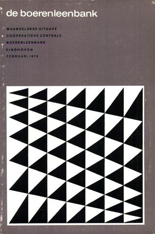 blad 'de boerenleenbank' (CCB) 1970-02-01