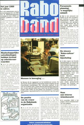 blad 'Raboband' 1990-06-01