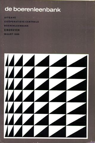 blad 'de boerenleenbank' (CCB) 1969-03-01