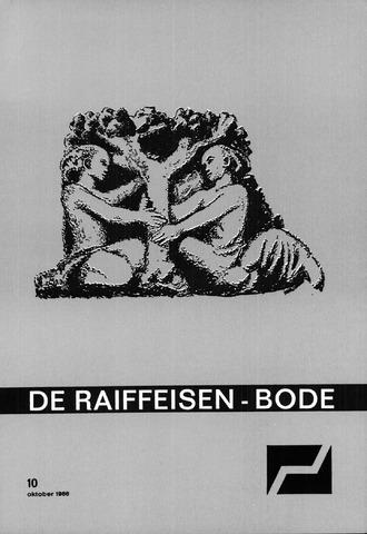 blad 'De Raiffeisen-bode' (CCRB) 1966-10-01