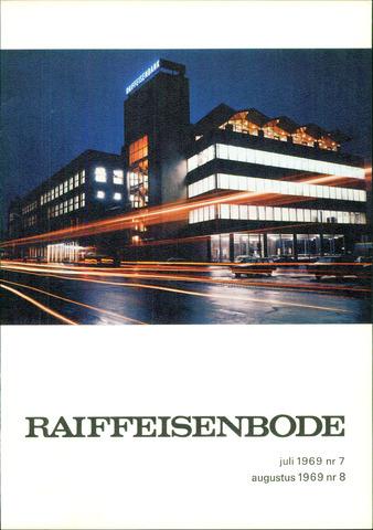 blad 'De Raiffeisen-bode' (CCRB) 1969-07-01