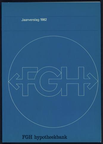 Jaarverslagen Friesch-Groningsche Hypotheekbank / FGH Bank 1982