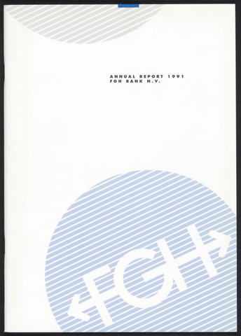 Annual Reports FGH Bank 1991-01-01