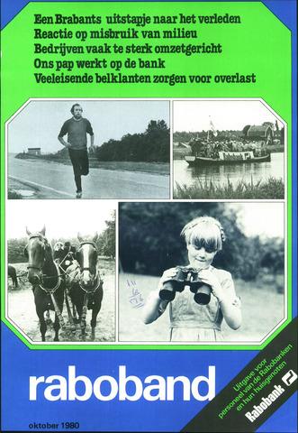 blad 'Raboband' 1980-10-01