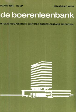 blad 'de boerenleenbank' (CCB) 1965-03-01