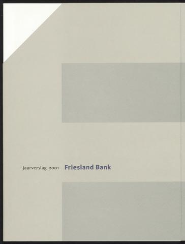Jaarverslagen Friesland Bank 2001
