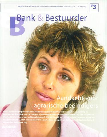 blad 'Bank & Bestuurder' 2005-05-01
