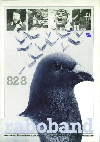 blad 'Raboband' 1982-08-01