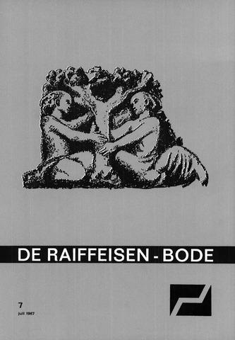 blad 'De Raiffeisen-bode' (CCRB) 1967-07-01