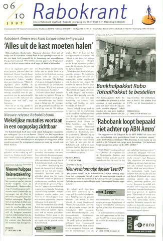Rabokrant 1997-10-06