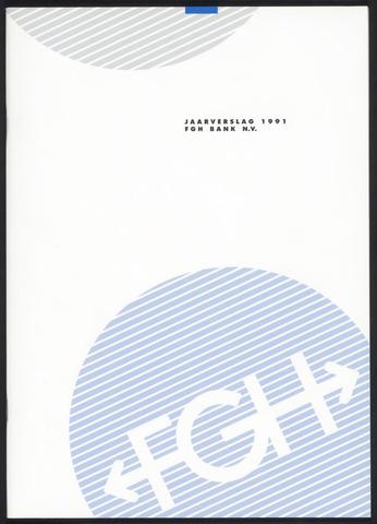 Jaarverslagen Friesch-Groningsche Hypotheekbank / FGH Bank 1991