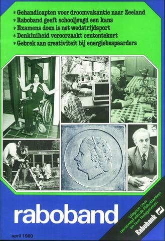 blad 'Raboband' 1980-04-01