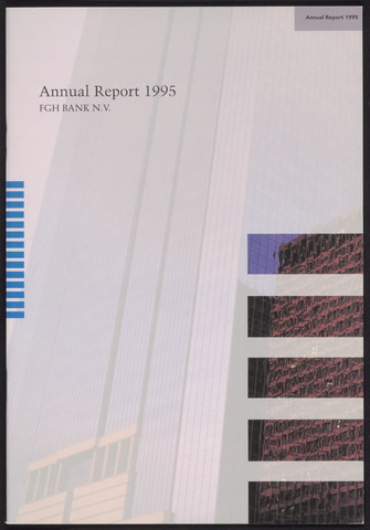 Annual Reports FGH Bank 1995