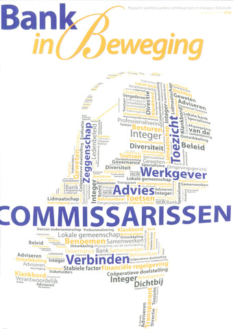 blad 'Bank in Beweging' 2011-08-01