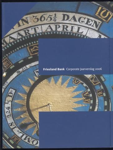 Jaarverslagen Friesland Bank 2006