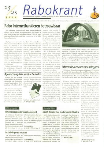 Rabokrant 1998-05-25