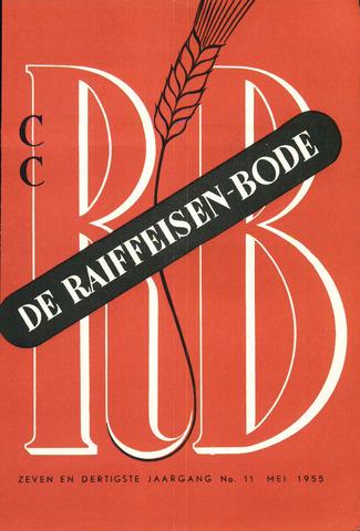 blad 'De Raiffeisen-bode' (CCRB) 1955-05-01
