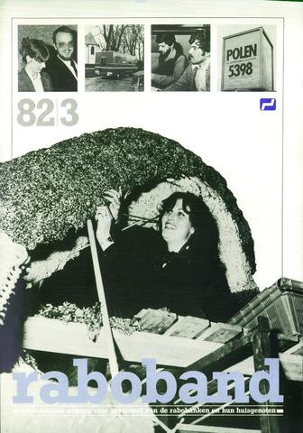 blad 'Raboband' 1982-03-01