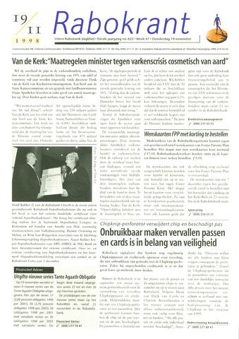 Rabokrant 1998-11-19
