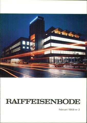 blad 'De Raiffeisen-bode' (CCRB) 1969-02-01