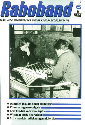 blad 'Raboband' 1986-04-29