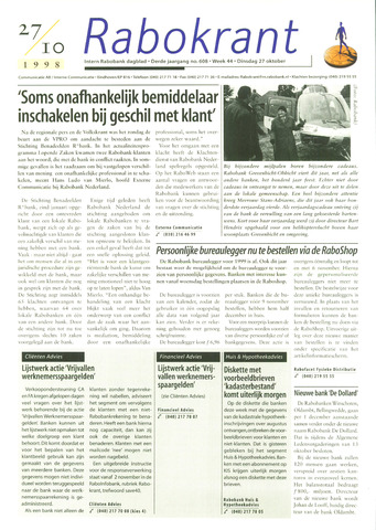 Rabokrant 1998-10-27