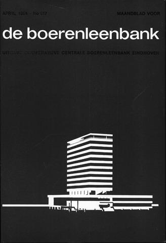 blad 'de boerenleenbank' (CCB) 1964-04-01