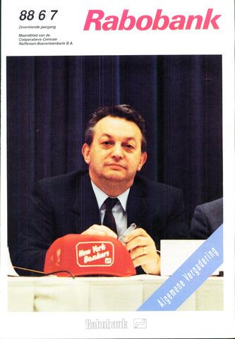 blad 'Rabobank' 1988-06-01