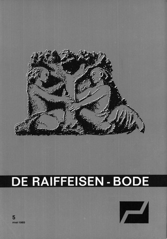 blad 'De Raiffeisen-bode' (CCRB) 1965-05-01