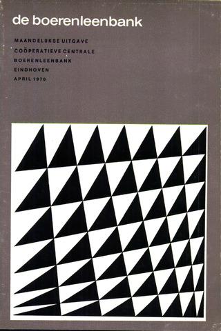 blad 'de boerenleenbank' (CCB) 1970-04-01