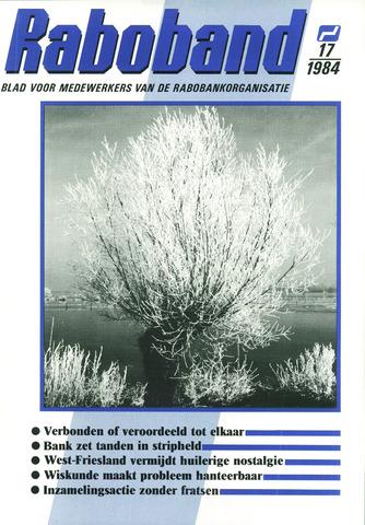 blad 'Raboband' 1984-12-28