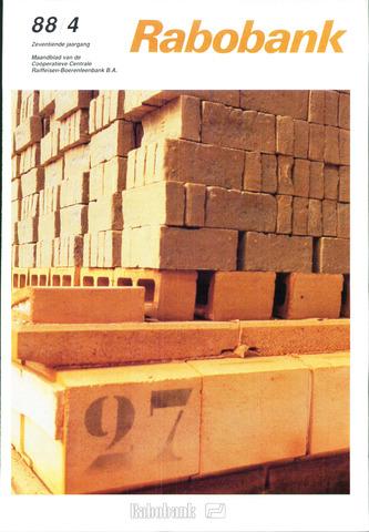 blad 'Rabobank' 1988-04-01