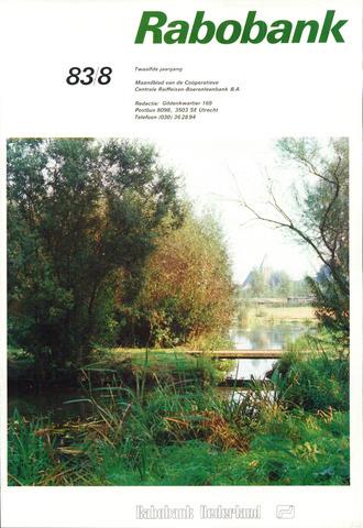 blad 'Rabobank' 1983-08-01