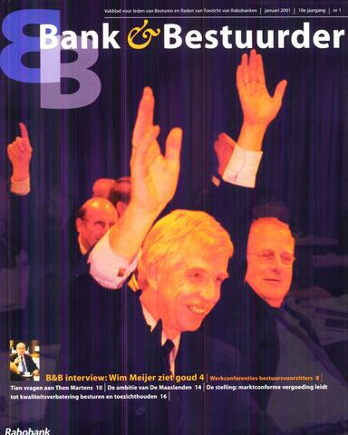 blad 'Bank & Bestuurder' 2001-01-01