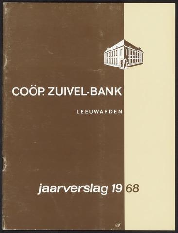 Jaarverslagen Friesland Bank 1968