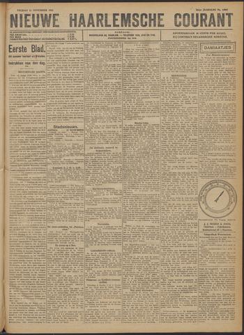 Nieuwe Haarlemsche Courant 1921-11-11