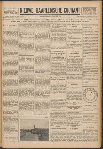 Nieuwe Haarlemsche Courant 1930-03-27