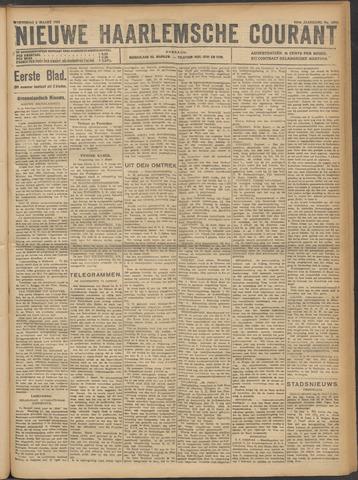 Nieuwe Haarlemsche Courant 1921-03-02