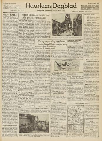 Haarlem's Dagblad 1950-07-21