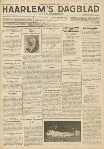 Haarlem's Dagblad 1935-01-11