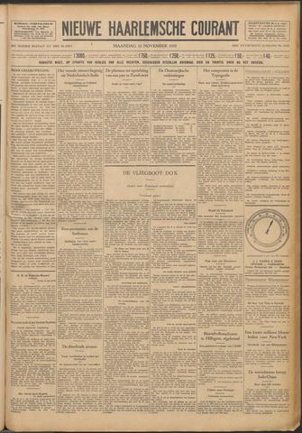 Nieuwe Haarlemsche Courant 1930-11-10