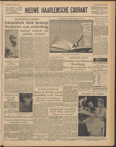 Nieuwe Haarlemsche Courant 1959-06-03